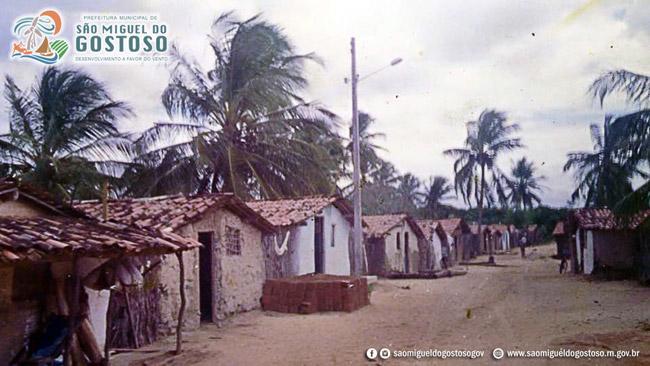 Rua Arabaiana nos anos 1990